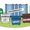Piazzola ecologica - nuove regole per il conferimento dei rifiuti.